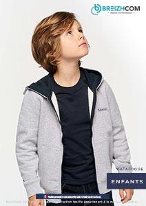 Catalogue breizhcom vêtements enfants personnalisés